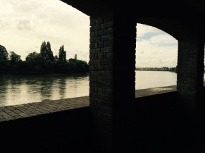 The Thames Walk, Hammersmith, London