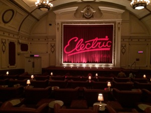 The Electric Cinema, Portobello Road, London, UK