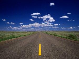 road-to-horizon