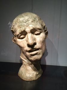 From the Rodin exhibition at the Montreal Museum of Fine Arts