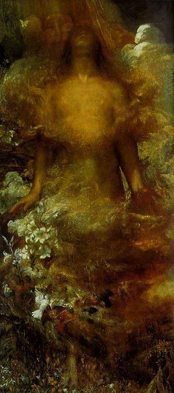 SHE SHALL BE CALLED WOMAN George Frederic Watts (19th c.)