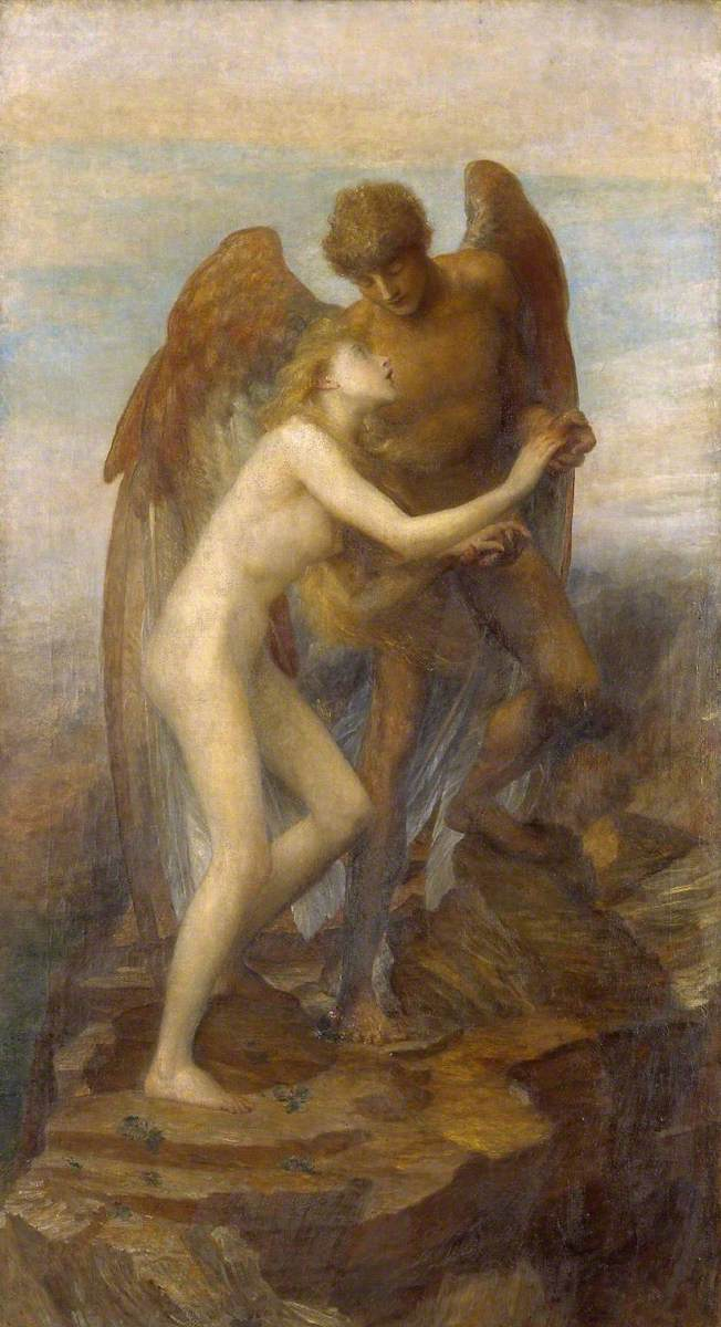 Watts, George Frederic, 1817-1904; Love and Life